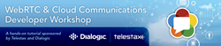 Dialogic and Telestax WebRTC Developer Workshop Dallas
