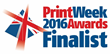 The Alexir Partnership are nominated twice at Print Week Awards 2016.