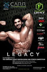 Ferrigno Legacy Poster