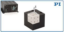 NanoCube® 3-Axis Space-Saving Piezo Motion Stage