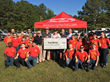 Young Marines receives $50,000 donation from GLOCK