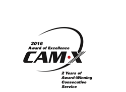 CAM-X Award of Excellence
