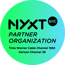 NYXT Partner Organization Badge