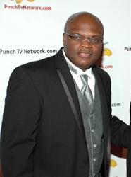 Punch TV Studios CEO Joseph Collins