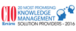 Cipher Named to CIOReview's 20 Most Promising Knowledge Management Solution Providers 2016