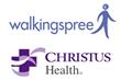 Walkingspree and CHRISTUS Health Announce New Partnership