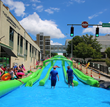 Slide the City Completes Second International Tour