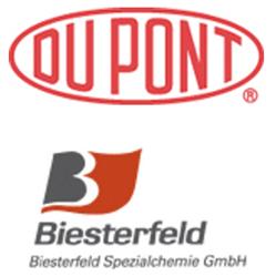 DuPont and Biesterfeld Logos