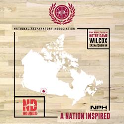 Athol Murray College of Notre Dame Basketball   National Preparatory Association