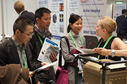 New technologies drew high interest at the 2016 SPIE Security and Defence exhibition.