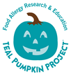 Teal is the New Orange:  Food Allergy Research & Education Works to Create Happier, Safer Halloween Through the Teal Pumpkin Project®