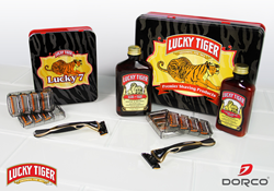 Lucky Tiger Shaving Products