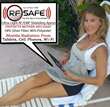 rf safe apron wireless tablet radiation shielding protects baby and mothers