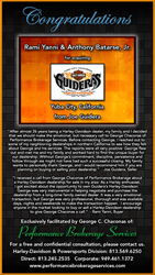 Performance-Brokerage-Guidera's-Harley-Davidson-Yuba-City-California