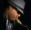 Elan Trotman, jazz saxophone, wine tasting and music, Brooklyn wine event, contemporary jazz, Brooklyn artisan food, global wine selection