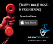 Don't let crappy hold music frighten you this Halloween, download MusicRogue!