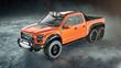 orange velociraptor 600 twin turbo ford raptor truck john hennessey performance hennessy