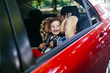 The audio sensors detect the car's engine noise and it immediately warns the parent to remember their baby once the engine is turned off.