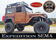 Expedition SEMA: The Garage Shop Tackles the Trans-America Trail