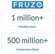 Fruzo Traffic Grows Ten-Fold As App Goes Viral