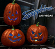 "Naughtiest Halloween Bash in Vegas Hosted by Adult Stars Tasha Reign and Richelle Ryan at Sapphire, ""World's Largest Gentlemen's Club"" Friday and Saturday, October 28 & 2"