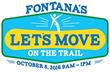 Brad Schmett Announces Fontana's Let's Move Gets Homebuyers Walking