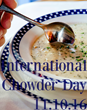 International Chowder day