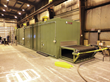 Wisconsin Oven Ships Custom Conveyor Oven For Drying Paper Pulp Material