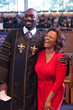 Richard T. Jones and Kim Fields