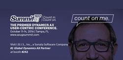 AXUG Summit Sponsors