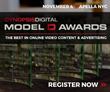 Cynopsis Digital Model D Awards Finalists, Host and Luncheon Details Announced