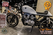 "Scott Carawan won the ""Cafe Racer"" award at the Ray Price Capital Bikefest & Motorsports Expo"