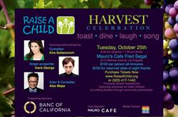 RaiseAChild charity fundraiser
