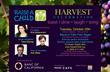 "Banc of California Presents ""HARVEST CELEBRATION"", October 25, 2016 in Support of RaiseAChild"