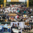 DXLG and St. Jude Celebrate 12 Years Together with the St. Jude Walk/Run to End Childhood Cancer at Franklin Park Zoo in Boston, MA