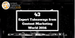 43 Speakers & Experts Give Their Top Takeaway From Content Marketing World 2016