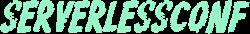 Serverlessconf Logo