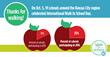 25% of Schools in the KC Metro walked!