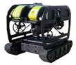 ROV used for Diakont's robotic cavity cleaning and decontamination services
