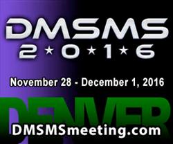 DMSMS 2016 Conference Logo