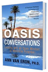 New Book by Psychologist & Leadership Coach Ann Van Eron Offers Five-Step Process for Eliminating Miscommunication