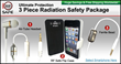 Smartphone Radiation Safety Package For iPhones