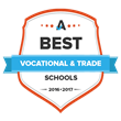 Community for Accredited Online Schools Ranks 2016's Best Vocational & Trade Schools