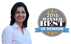 Dr. Jaspreet Harika DDS is the winner of Best Dentist in Newark CA 2016