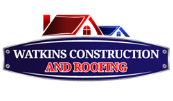 Watkins Construction and Roofing logo