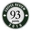 Coffee Review Awards 93 Rating to Ethiopian Kossa Kebena from Crimson Cup Coffee & Tea