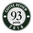 Coffee Review Awards 93 Rating to Ethiopian Kossa Kebena from Crimson Cup Coffee & Tea