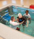 HydroWorx aquatic therapy