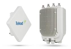 Telrad Cost Optimized LTE Solution
