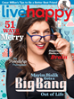 Actress Mayim Bialik Embraces Her Inner Geek in December Issue of Live Happy Magazine